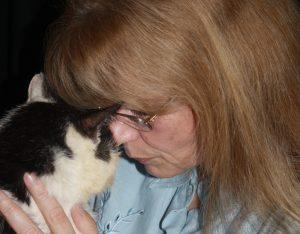 Black & White kitty